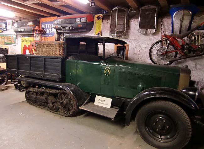 Franzosen Fahrzeugmuseum Marxzell Technikmuseum Automuseum