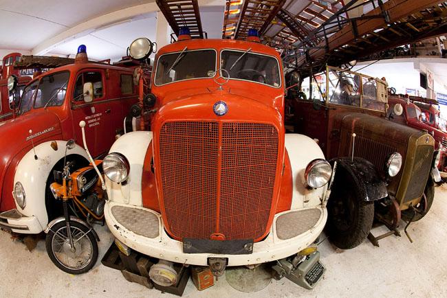 Feuerwehr Fahrzeugmuseum Marxzell Technikmuseum Automuseum