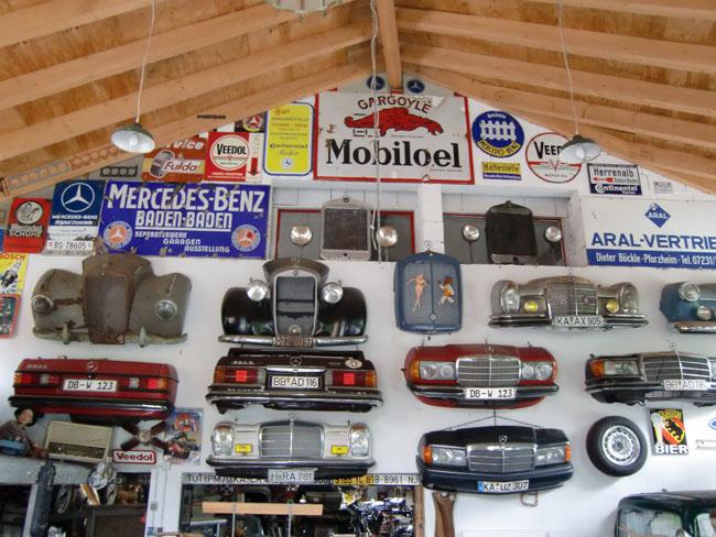Mercedes Fahrzeugmuseum Marxzell Technikmuseum Automuseum