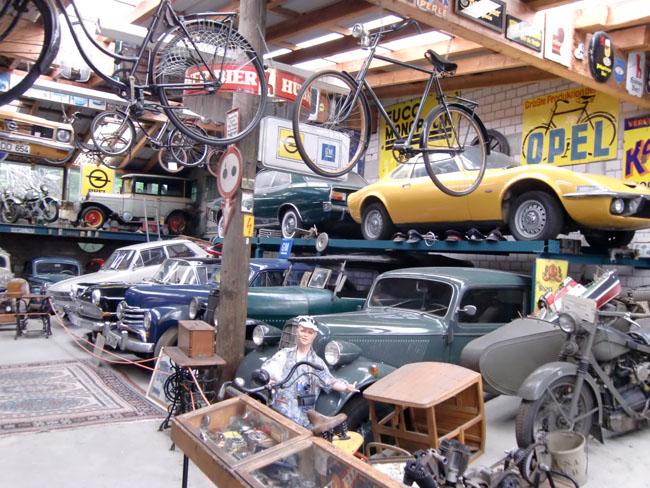 Opel Fahrzeugmuseum Marxzell Technikmuseum Automuseum