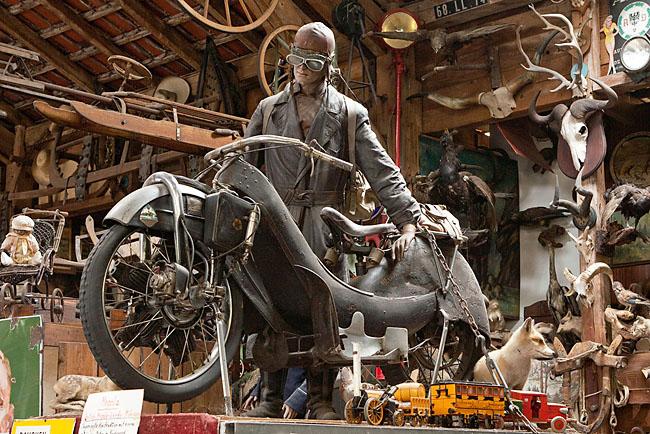 Highlights Fahrzeugmuseum Marxzell Technikmuseum Automuseum